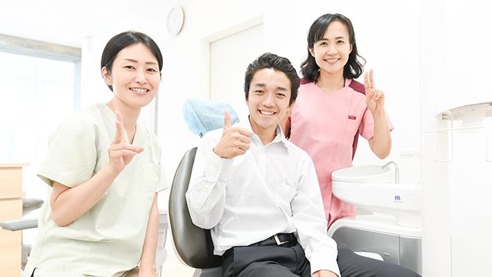 可能な限り痛くない虫歯治療